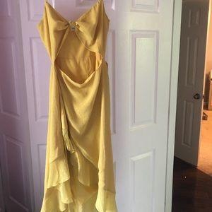 Soleil Midi Dress (purchased 6/14/19)
